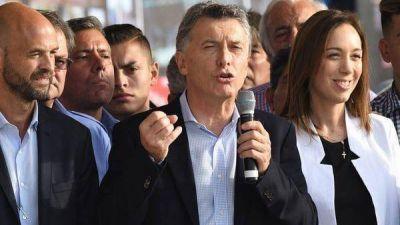 El mensaje de Macri a inversores: