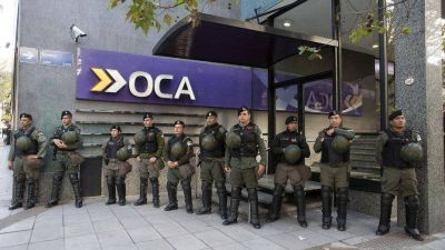 El dueño de OCA entró a la empresa por la fuerza con la Gendarmería
