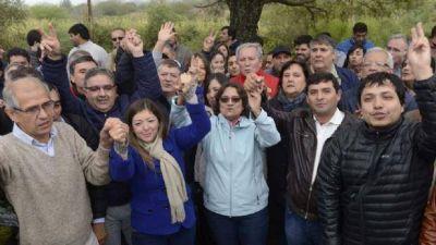 Ancasti: respaldo de Corpacci a Nancy Córdoba