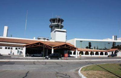Ejecutarán obras por más de 250 millones de pesos en el aeropuerto de Salta