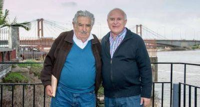 Lifschitz se reunió con Pepe Mujica