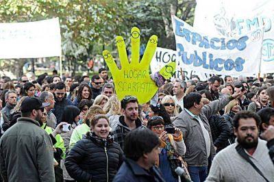 Se inicia una nueva semana sin solución en el conflicto con trabajadores municipales