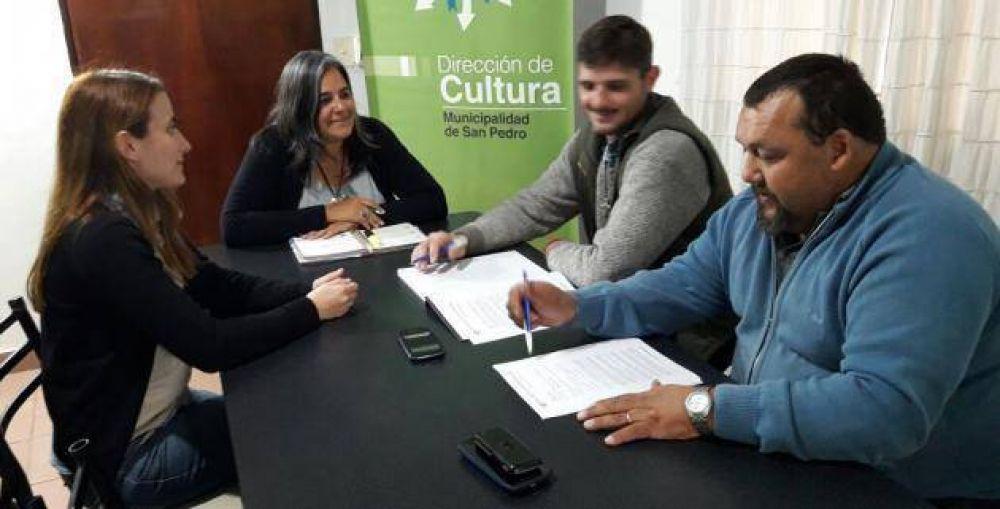 Fondo de Cultura: La comisión comenzó a funcionar y anunciarán recepción de proyectos
