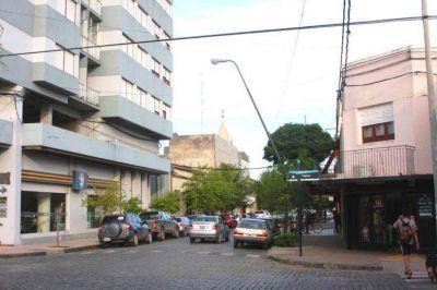 En breve se iniciará la construcción de la peatonal en el centro de la ciudad