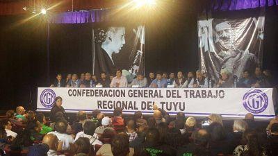 La CGT unificó la regional del Partido De la Costa