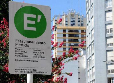 Las tarjetas del Estacionamiento Medido serán reemplazadas por saldo virtual