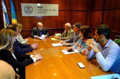 Teatro Colón: el Municipio y el Club Español acordaron obras y un nuevo contrato