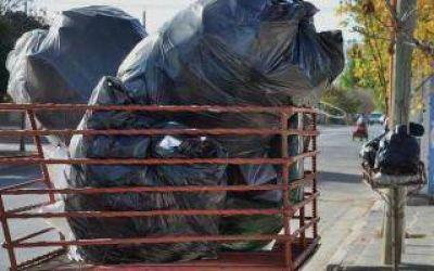 Bahía Blanca: Conflicto gremial deja sin recolección de residuos a media ciudad
