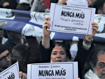 La CIDH se pronunció contra el fallo pro genocidas