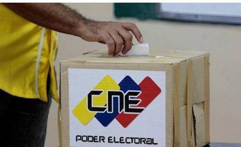 De la crisis de Venezuela solo se sale con elecciones