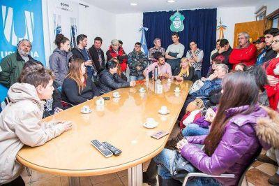 La Municipalidad implementará el Consejo Territorial
