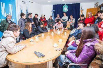 Vuoto anunció la creación de un Consejo Territorial para acelerar respuesta a asentamientos informales