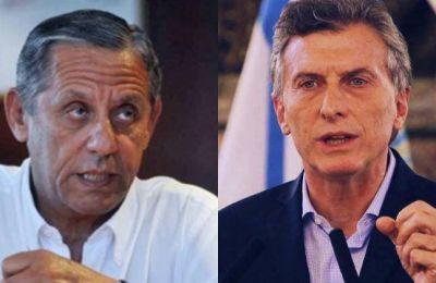 ¿Pechi Quiroga al gabinete de Macri?
