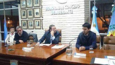 Inundaciones: el Concejo Deliberante de Trenque Lauquen pidió, por unanimidad, una reunión regional