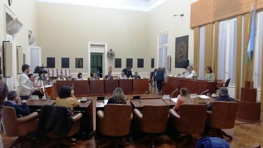 """El HCD expresó su repudio al fallo de la corte respecto del beneficio del 2×1 y debatió la situación de """"La Ferretería"""""""