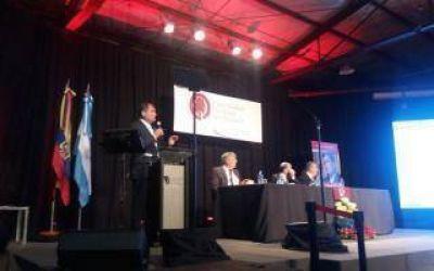 La Universidad de Quilmes condecoró a Rafael Correa con el Honoris Causa