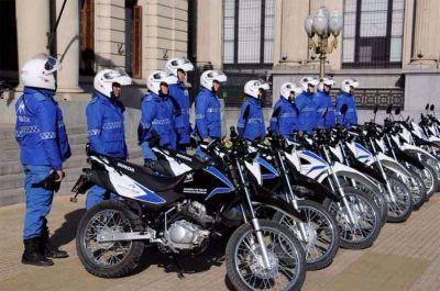 Hay un policía cada 308 habitantes en Tandil para prevenir el delito