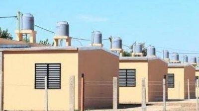 La provincia financiará obras para viviendas
