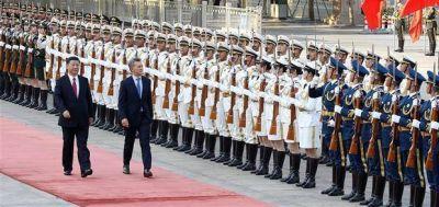 Los acuerdos firmados con China estarán en marcha en un año