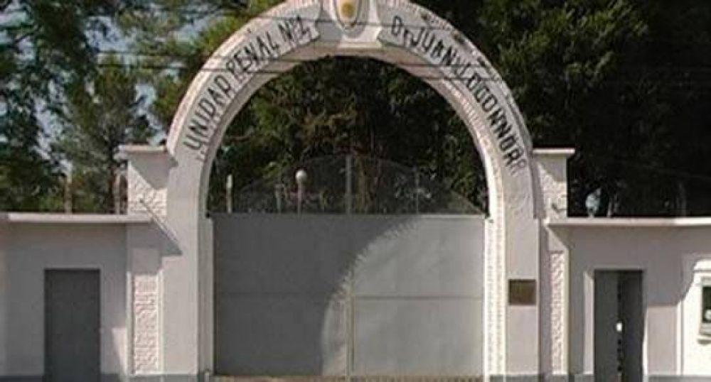 El ministro Urribarri pasó a disponibilidad al director de la Unidad Penal Nº 1