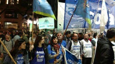 AGDU participó de la Marcha Federal Universitaria