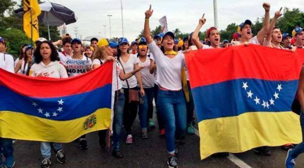 En el nombre de Dios ¡Basta ya! de represión, clama Presidente del Episcopado venezolano