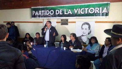 El PV se aventurará con un frente electoral kirchnerista