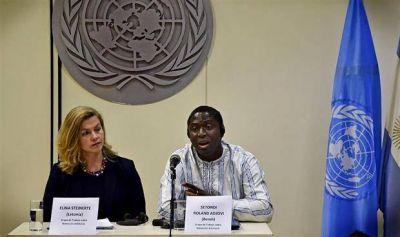 La ONU criticó duramente la situación de los presos y cuestionó la detención de Sala