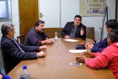 Cooperativas de trabajo realizarán tareas en cuatro delegaciones locales