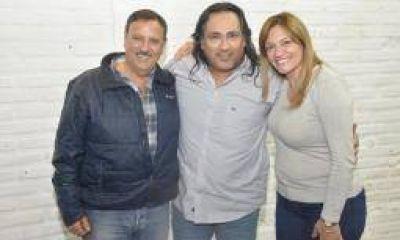 Sergio Galleguillo se mete de lleno en la campaña con Madera-Quintela