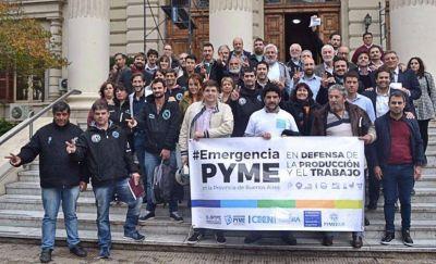 Legisladores bonaerenses buscan declarar la Emergencia PYME en la Provincia