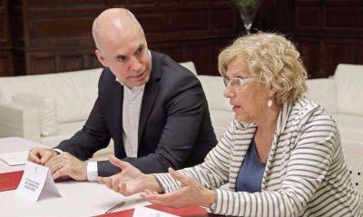 La concesión del subte une a Lousteau con los K y divide al gabinete de Larreta