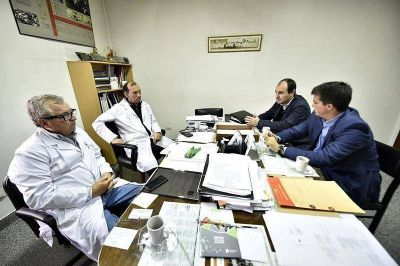 La transformación del Policlínico San Martín en un Hospital Universitario suma apoyos en la Legislatura