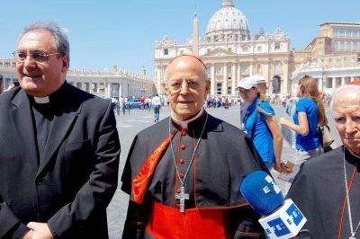 El Papa recibe a la presidencia de la Conferencia Episcopal Española