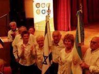 Iom Haatzmaut: original celebración de los adultos mayores de AMIA