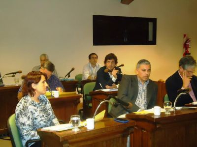 La oposición se abstuvo de votar la rendición de cuentas por falta de información