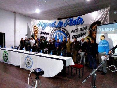 La reapertura de ramales ferroviarios en la Región obtuvo un importante respaldo sindical