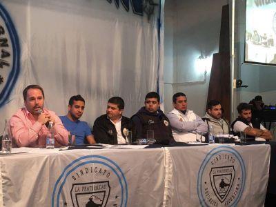 La Juventud de la CATT clausuró el Seminario de Formación Político Sindical