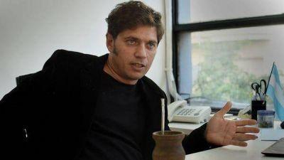 Axel Kicillof: