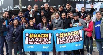 """Mayra Mendoza en Quilmes: """"La guita no alcanza es lo que se escucha en la calle"""""""