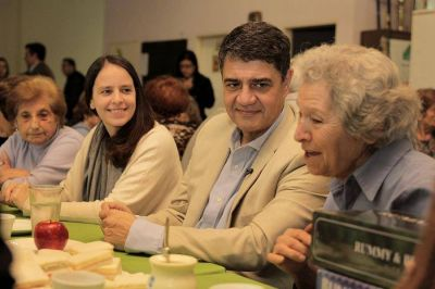 """Jorge Macri: """"Sentimos que hoy estamos más cerca de los jubilados"""""""