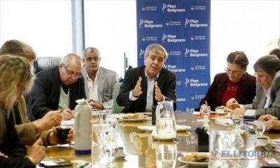 Desde el Plan Belgrano convocaron a diputados para trazar obras prioritarias