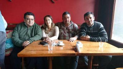 """Grana: """"Esta elección es importante para ponerle un freno a las medidas económicas del Macri"""""""