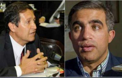 Biella quiere ser candidato y le hace sombra a Nanni en el liderazgo radical