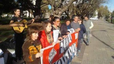"""Movilización contra Monsanto: """"Somos testigos del costo humano de este sistema productivo"""""""