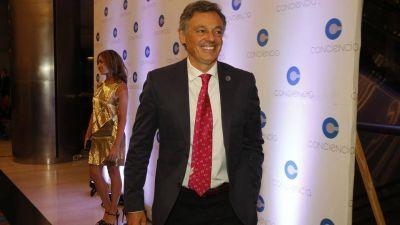 Esteban Bullrich confirmó que Facundo Manes será el primer candidato a diputado de Cambiemos