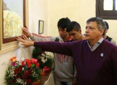 Santa Rita: Peppo valoró la celebración y pidió bendiciones para el pueblo chaqueño