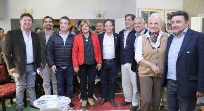 Camau ratificó la solidez de su espacio político