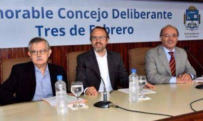 En mayoría, la oposición acorrala a Valenzuela en el Concejo Deliberante