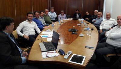 APDFA presentó su proyecto ante legisladores, empresarios y la FeMPINRA